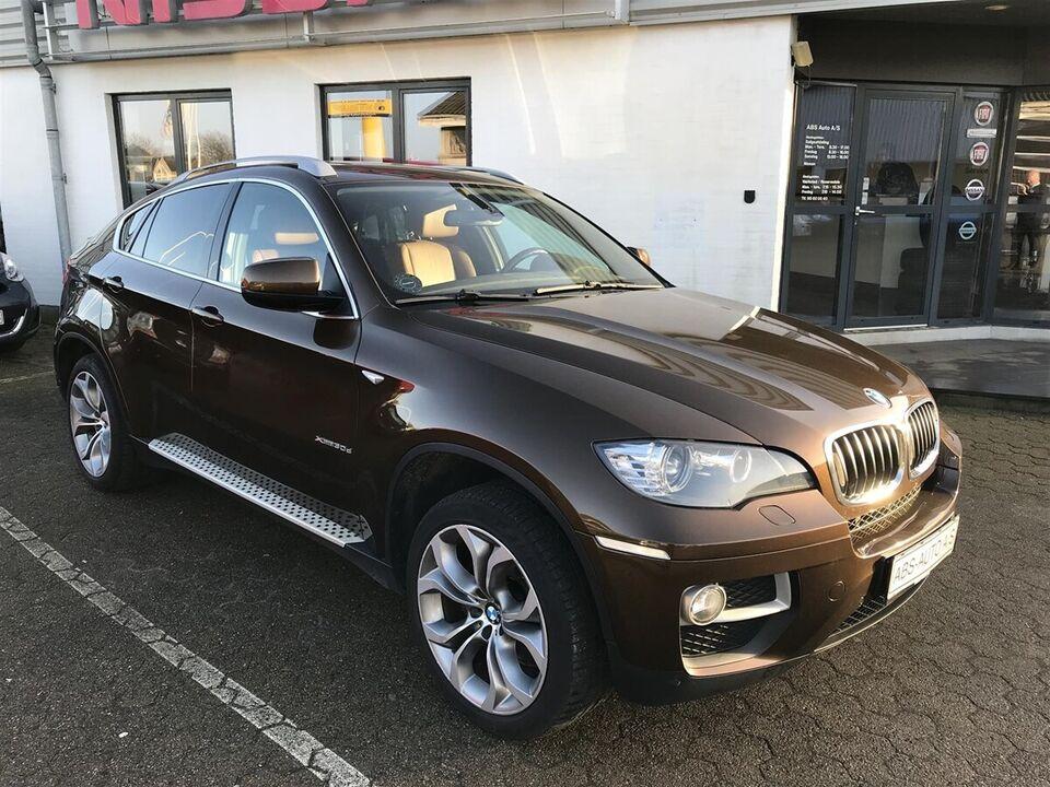 BMW X6 3,0 xDrive30d aut. Van Diesel aut. Automatgear