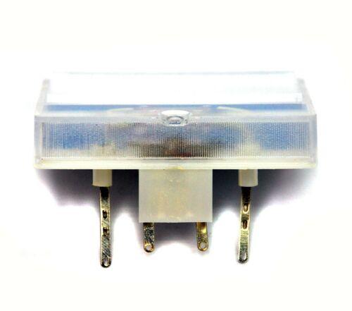 20~+4dB 500uA 650Ω 65x53mm with 12V Bulb Lamp 2pc SD-315D Panel VU Meter
