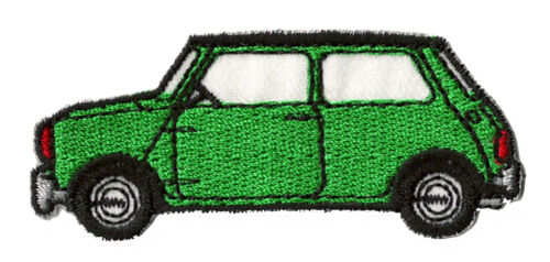 Patch écusson patche voiture petit ancienne thermocollant