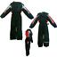 Neige-Costume-Combinaison-de-ski-hiver-costume-Neige-overall-skioverall-enfants-jeunes-filles miniature 15
