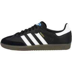 Adidas-Samba-Og-Chaussures-Original-Baskets-Sport-Loisir-Baskets-Noir-B75807