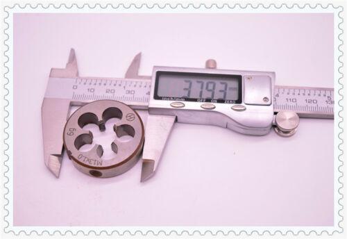1pcs Die M13×1.0 Metric Right hand Die M13×1.0(high quality CNC