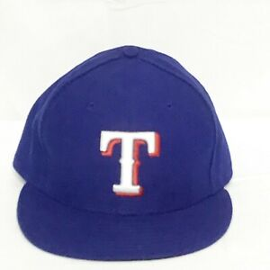 MLB-Texas-Rangers-New-Era-Authentic-On-Field-59FIFTY-Fitted-Cap-Hat-Headwear