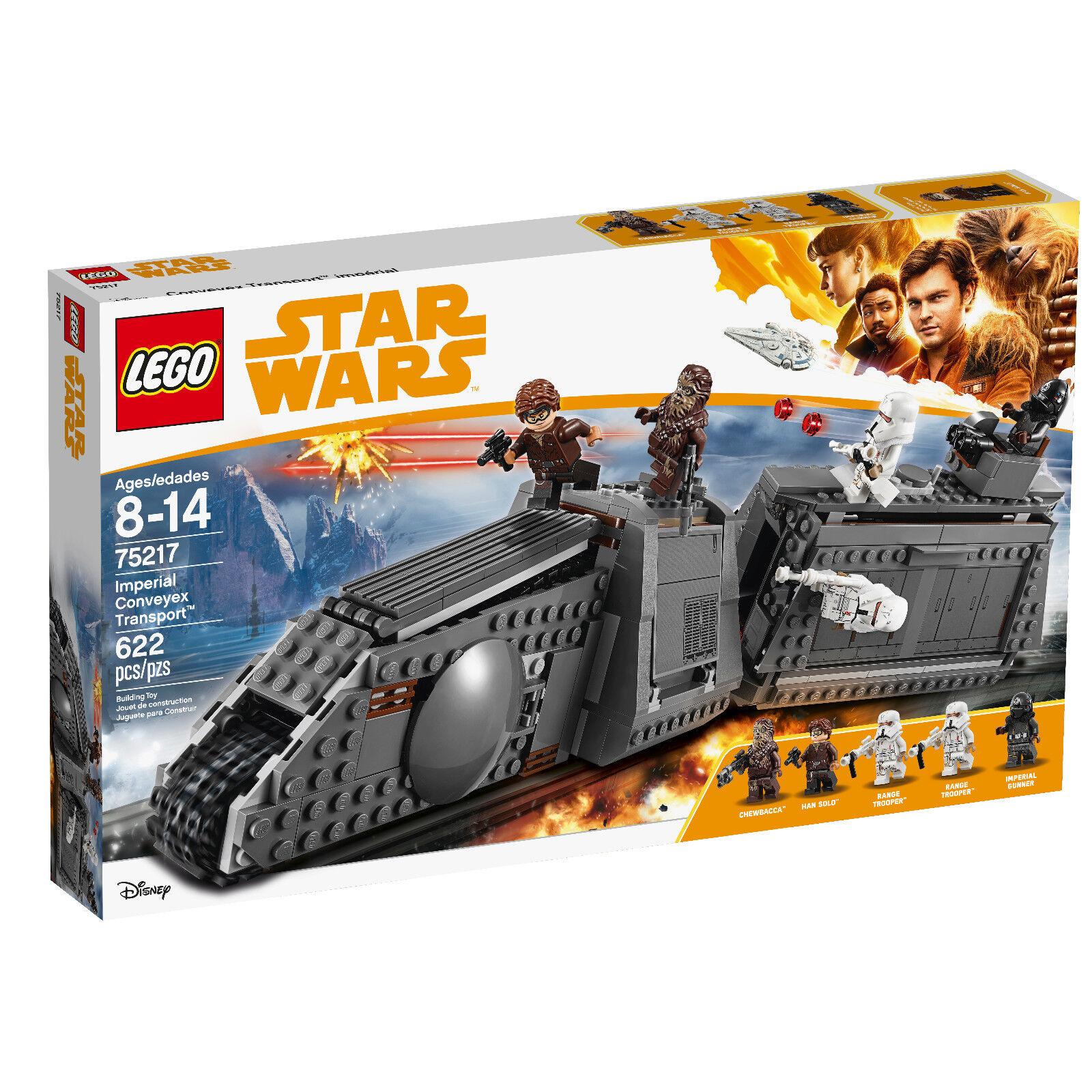 LEGO Star Wars TM Imperial Conveyex Transport, 622pcs 622pcs 622pcs (75217) d1e622