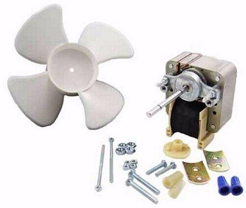 """Packard 65675 C-Frame Motor Kit 120//240 Volt 3000 RPM 1/"""" Stack Size"""