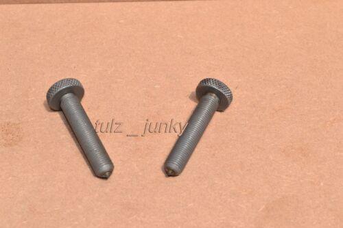 "BLACK /& DECKER 2 x DIAMOND DRESSER VALVE SEAT STONE  CRYSTAL POINT 3//8/"" X 24 TPI"