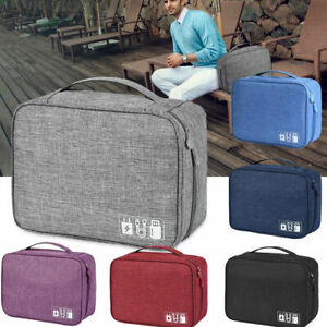 Travel-Storage-Bag-USB-Charger-Data-Cable-Wire-Electronics-Organizer-Waterproof