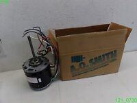 Ao Smith 483 Motor 1/3, 1/2, 3/4 Hp Hf2lo19n' 1625 Rpm 3 Speed -
