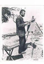 Kirk Douglas Actor Lust for Life Vintage 1956 Publicity Photograph 1682- 5E