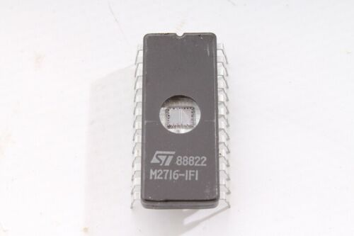 1 Stück M2716 IFI PDIP 24 Eprom integrierter Schaltkreis DDR Produktion