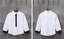 Handsome Kids Baby Boy Formal Wedding Suit Coat+Shirt+Pants Gentleman Outfits