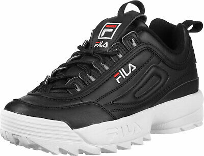 Shoes Fila Urban Disruptor Low Unisex Man Woman Sneakers ...