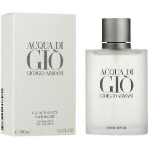Giorgio Armani - Acqua Di Gio 3.4oz Men's Eau de Toilette