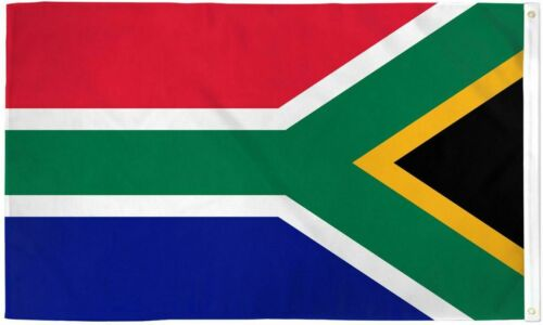 """/""""SOUTH AFRICA/"""" flag 3x5 ft"""