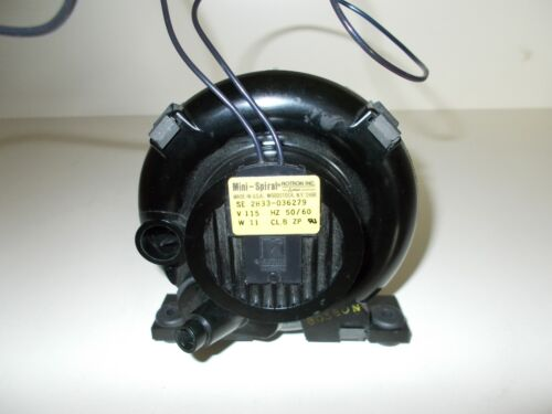 Rotron Mini-Spiral gebläse- Spiral Blower, SE 2833-036279, 115 V, #SU _105