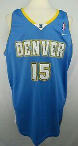 5492e1b1a3f Image is loading Vintage-Nike-NBA-Denver-Nuggets-Carmelo-Anthony-Basketball-