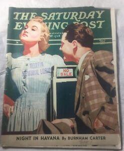 The-Saturday-Evening-Post-May-1939-No-Sale-Man-Woman