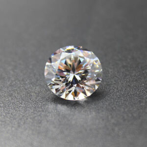 White-Zircon-20mm-47-65Ct-Round-Cut-AAAAA-VVS-Loose-Gemstone