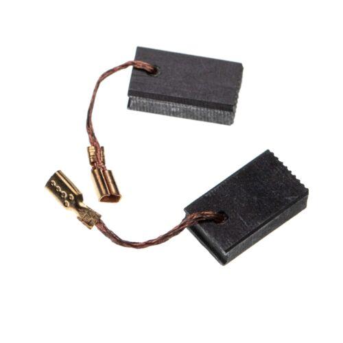 GWS 11-125-CIE 2x Kohle Bürsten 5 x 10 x 17mm für Bosch GWS 11-125 CI