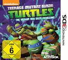 Teenage Mutant Ninja Turtles: Die Gefahr des Ooze-Schleims (Nintendo 3DS, 2014, Keep Case)