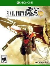 Xbox One Final Fantasy Type-0 HD Brand New Factorsy Sealed Xbox 1