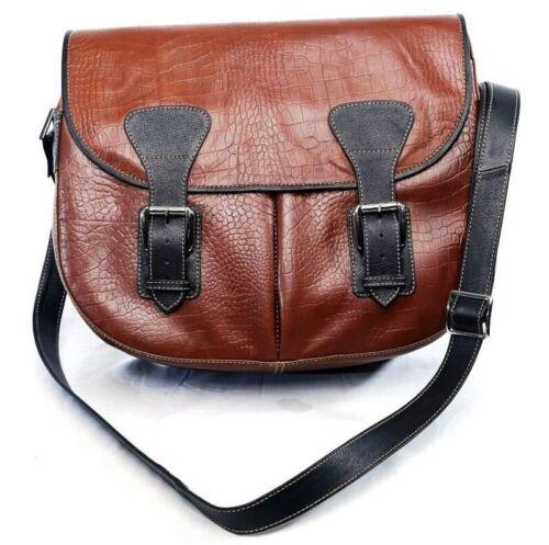 portable bandouliᄄᄄre en Messenger cuir ordinateur fᄄᆭminin 16 pour marron vᄄᆭritable Sac YWIEDH92