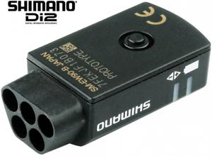 Boîtier de Connexion SHIMANO DURA-ACE Di2-5 Ports SM-EW90B