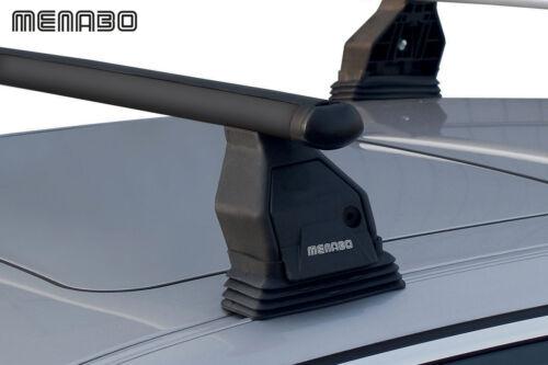 Barre Portatutto Menabo/' Tema per Ford C-Max 5 p dal 2003 al 2010 acciao