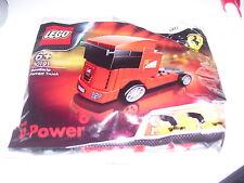 LEGO SHELL SCUDERIA FERRARI TRUCK 30191 SHELL V-POWER ORIGINALE BUSTA SIGILLATA