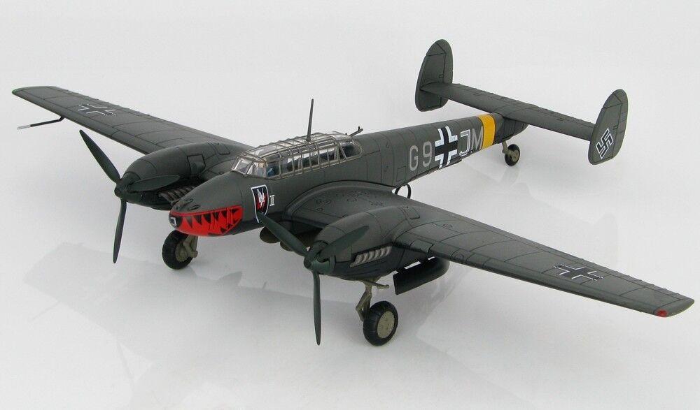 HA1813 BF 110E-2  Operation Donnerkuil  G9+JM,4. N.JG1,St Trond,France,Feb.,1942