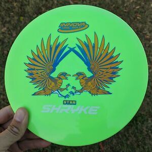 Rare-InnColor-XXL-Star-Shryke-Disc-Golf-Innova