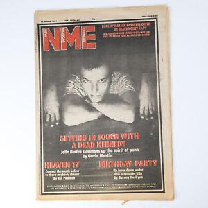 NME-magazine-17-October-1981-JELLO-BIAFRA-cover-Heaven-17-U2-B-52s-The-Plastics