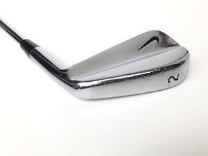 Nike-Forged-Golf-Eisen-2-Mb-Blade-Rare-X100-Tiger-Woods