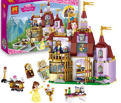 Juguete tipo LEGO LA BELLA Y LA BESTIA -- THE BEAUTY AND THE BEAST