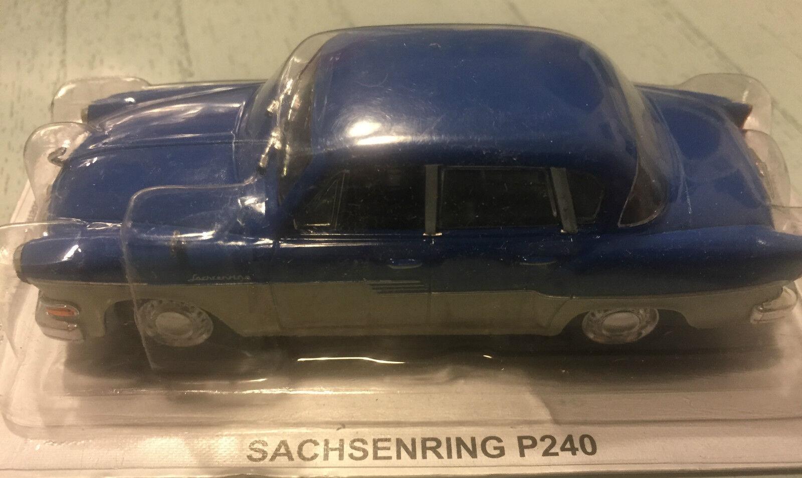 MUERE EL MOLDE   SACHSENRING P240   AUTO DELL' ESTE ESCALA 1 43