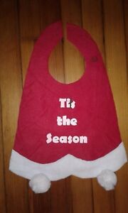 Bibs For Adults >> Details About Christmas Bib For Adults By Booby Bibs Gag Gift For Women Or Men