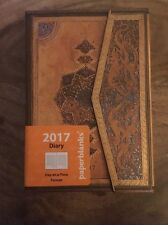 Paperblanks 2017 Pocket Diary 'Safavid' Day-at-a-Time