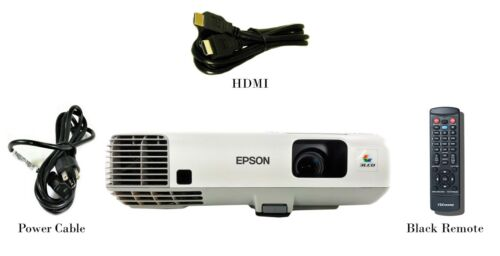 Choose an Accessory Epson PowerLite 95 Projector 3LCD HD 1080i HDMI