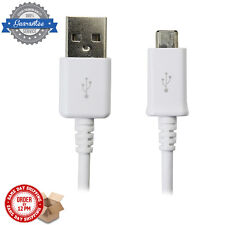 NEW ORIGINAL MICRO USB CHARGING CABLE FOR OEM SAMSUNG GALAXY S3 S4 S6 NOTE 4 5ft