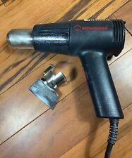 Milwaukee Dual Control High Low Heat Gun Model 1220 With Scraping Tool