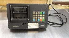 Mettler Toledo Scale 8142 weight dual display operator panel key pad digital