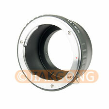 Nikon AI F Mount Lens to Fujifilm X Fuji X-Pro1 X-M1 X-E1 X-E2 X-Pro1 Adapter