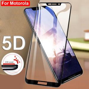 5D-Full-Tempered-Glass-Film-Screen-Protector-for-Motorola-Moto-E4-E5-Plus-G6-G7