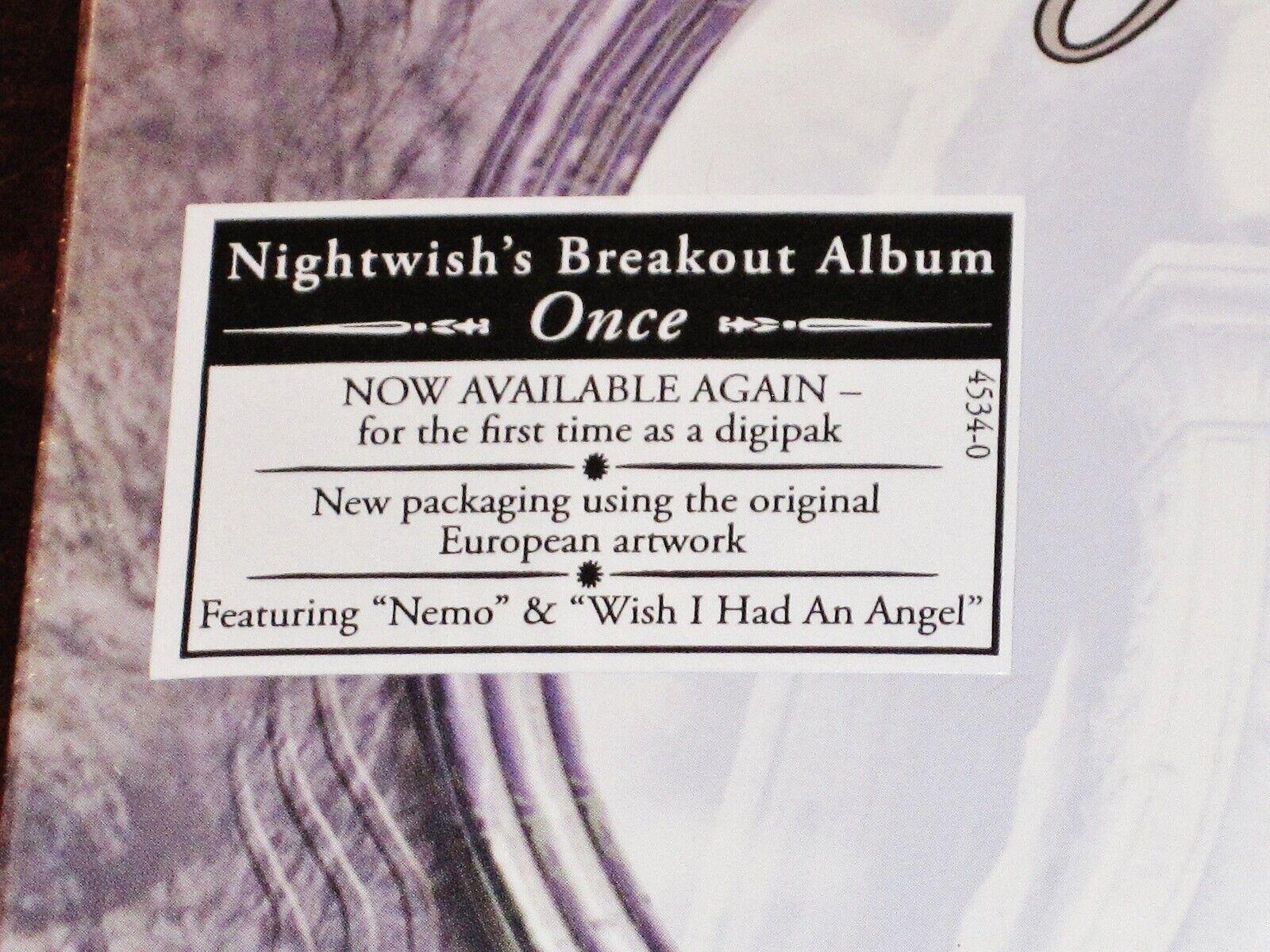 NIGHTWISH GRATIS GRATUITO DOWNLOAD ONCE CD