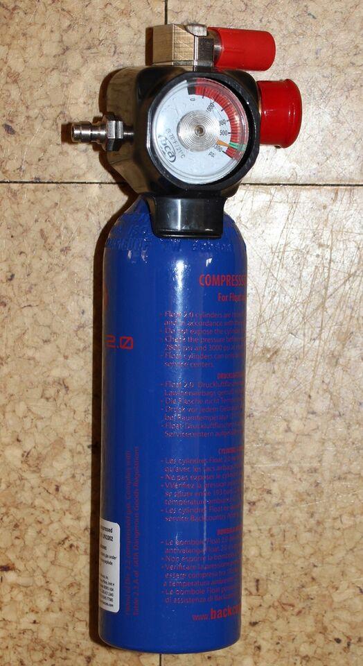 Andet, BCA Float 2.0 luftcylinder til lavinerygsække,