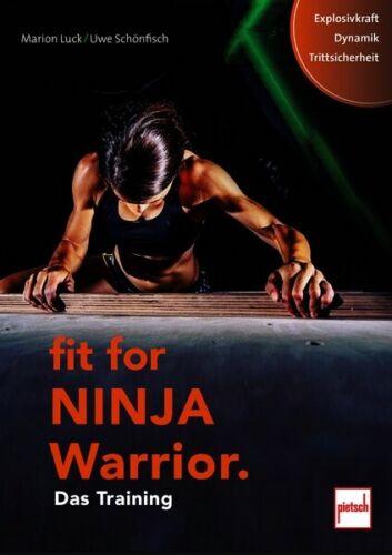 Fit For Ninja Warrior Das Training TV total Schlag den Star Fit RTL-Show Buch