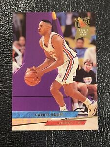 1993 94 Fleer Ultra Basketball 267 Harold Ellis Rc Los Angeles Clippers Rookie Ebay