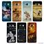 Disney-Coque-Etui-Case-pour-Samsung-Galaxy-S8-Protecteur-D-039-ecran-Silicone