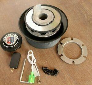Hub-Adapter-BMW-Alpina-Boss-Kit-Set-Fits-MOMO-Steering-Wheel-E31-E32-E34-E36-Z3