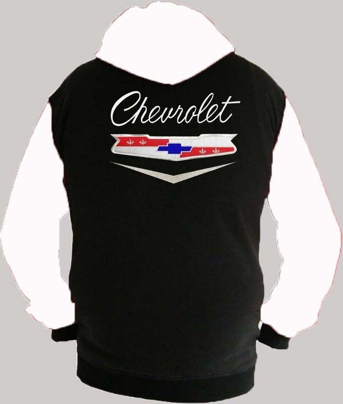 Chevrolet Fan Kapuzenjacke Hoodie Lieferz. siehe Beschreibung